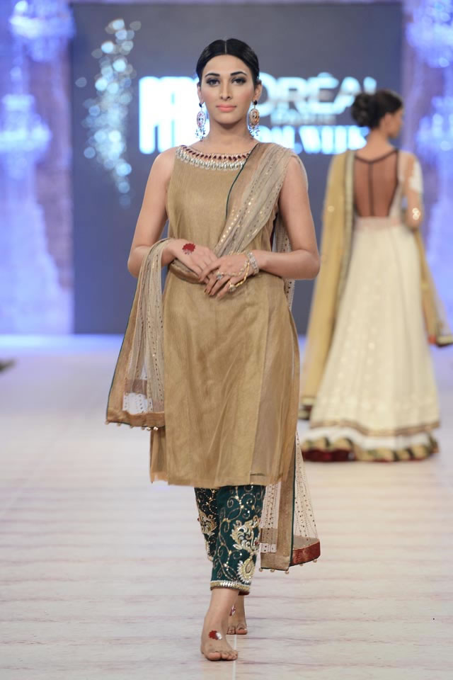 Asifa Nabeel Latest Bridal Collections at  PFDC L'Oréal Paris Bridal Fashion Week-2014-2015 (3)