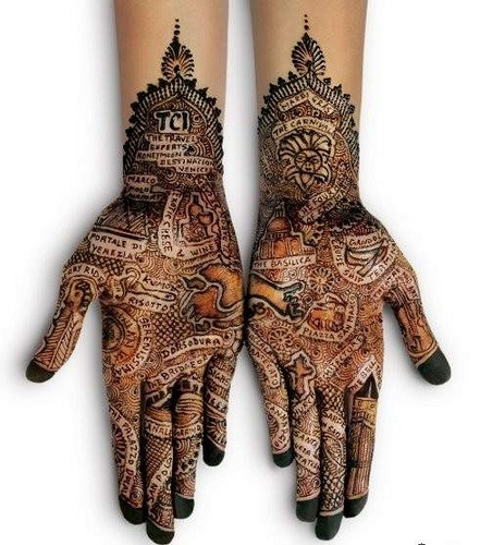 Best & Easy Indian Mehndi Designs Latest Collection for Hands & Feet 2015 (1) - Copy