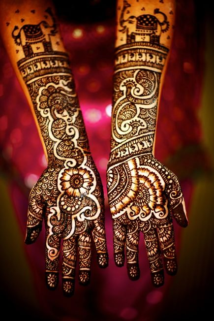 Best & Easy Indian Mehndi Designs Latest Collection for Hands & Feet 2015 (11) - Copy