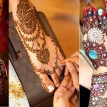 Best Indian Mehndi Designs Latest 2017-2018 Collection