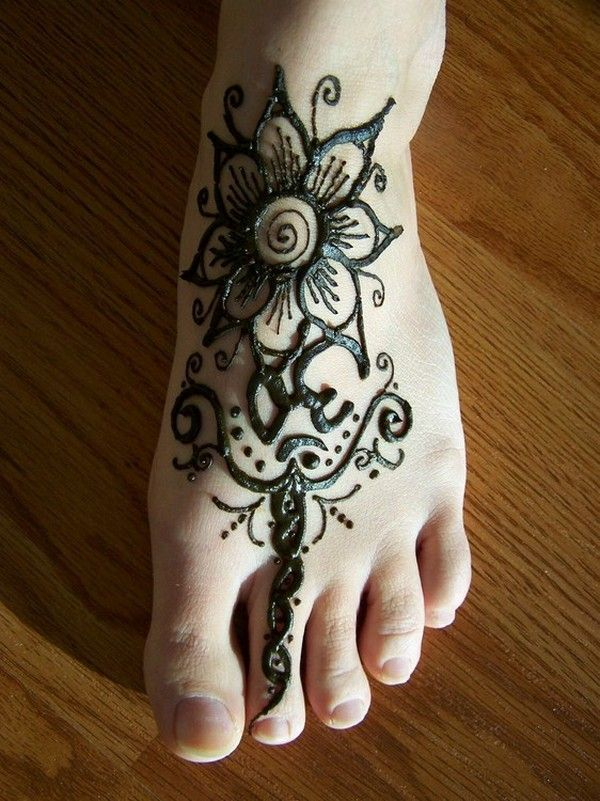 Best & Easy Indian Mehndi Designs Latest Collection for Hands & Feet 2015 (19) - Copy