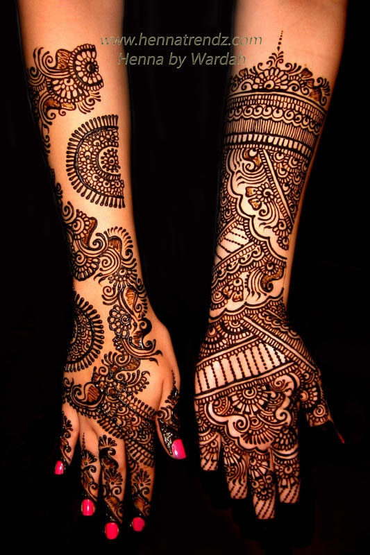 Best & Easy Indian Mehndi Designs Latest Collection for Hands & Feet 2015 (20) - Copy