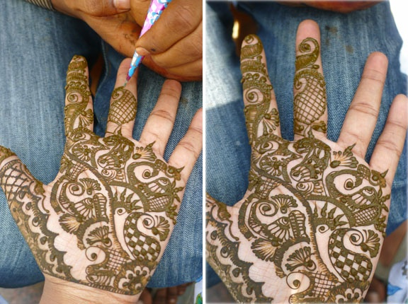 Best & Easy Indian Mehndi Designs Latest Collection for Hands & Feet 2015 (23) - Copy