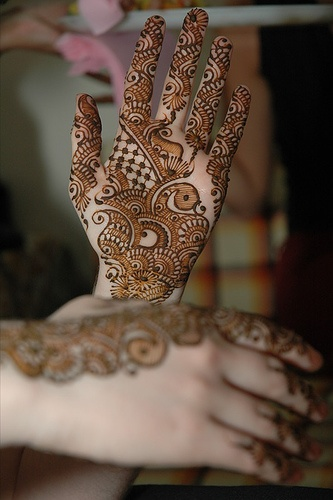 Best & Easy Indian Mehndi Designs Latest Collection for Hands & Feet 2015 (24) - Copy