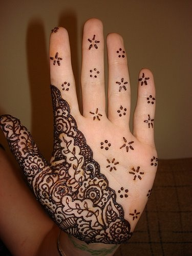 Best & Easy Indian Mehndi Designs Latest Collection for Hands & Feet 2015 (25) - Copy