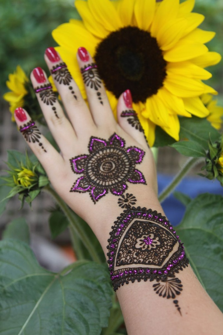 Best & Easy Indian Mehndi Designs Latest Collection for Hands & Feet 2015 (3) - Copy