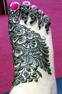 Best & Easy Indian Mehndi Designs Latest Collection for Hands & Feet 2015 (9) - Copy