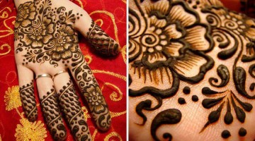 Best Mehndi designs Special Collection for Eid & Festivals 2014-2015