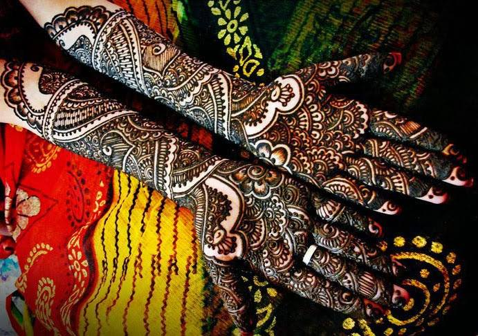 Best & Special Mehndi Designs Collection for Eid & Festivals 2014-2015 (10)