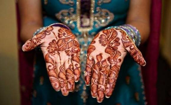 Best & Special Mehndi Designs Collection for Eid & Festivals 2014-2015 (11)