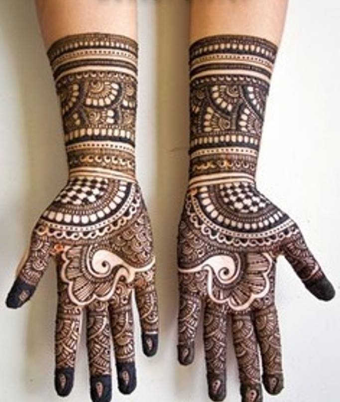 Best & Special Mehndi Designs Collection for Eid & Festivals 2014-2015 (12)