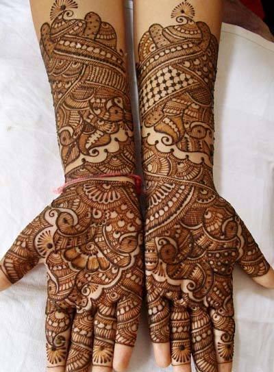Best & Special Mehndi Designs Collection for Eid & Festivals 2014-2015 (2)