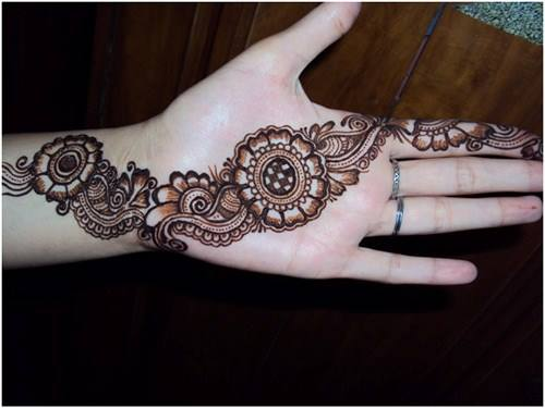 Best & Special Mehndi Designs Collection for Eid & Festivals 2014-2015 (9)