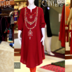 Latest Party Wear Dresses & Embroidered Suits for Women by Chinyere Formal Collection