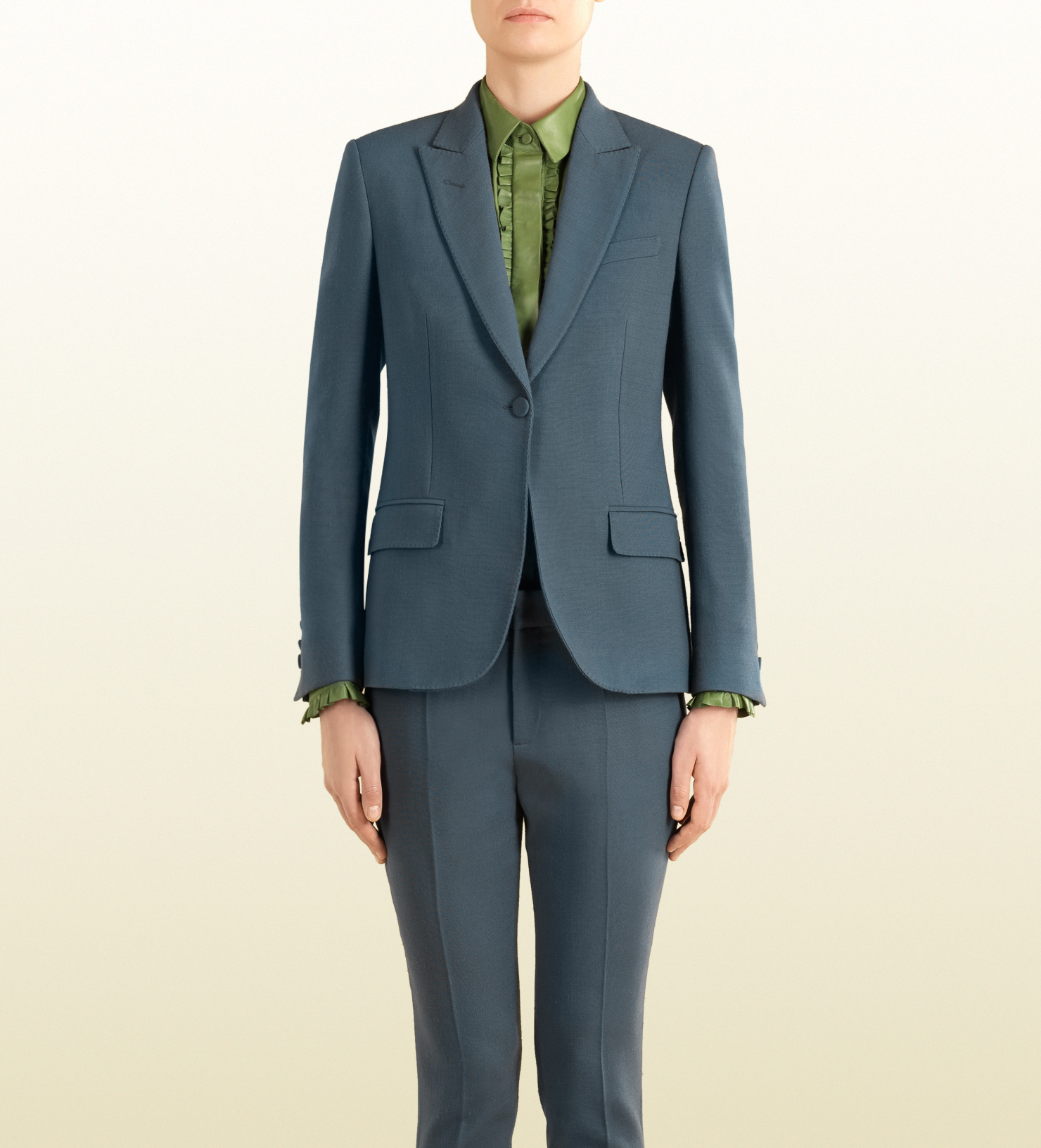 Gucci Latest Mens Fashion Suits Party Wear Formal Dresses Collection 2014-2015 (2)