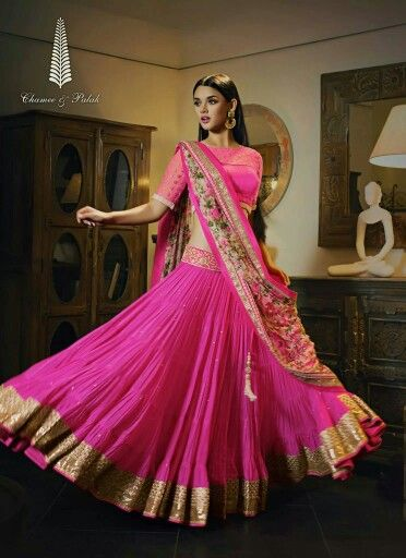 Latest Collection of Indian Lehenga Designs for wedding and Parties 2014- 2015 (11)