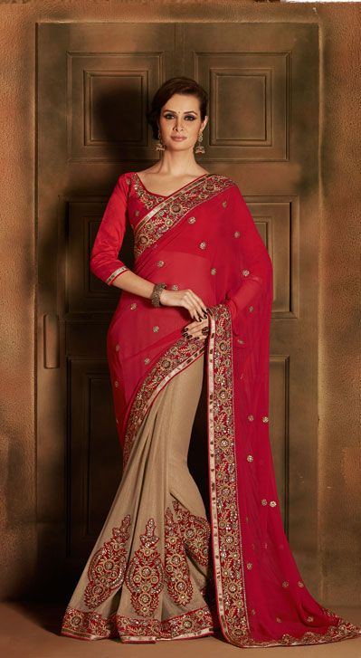 Latest Collection of Indian Lehenga Designs for wedding and Parties 2014- 2015 (21)