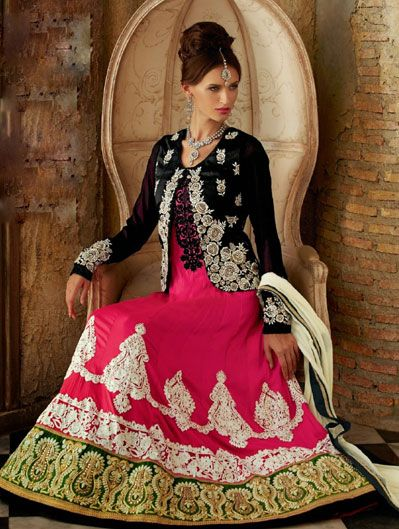 Latest Collection of Indian Lehenga Designs for wedding and Parties 2014- 2015 (22)