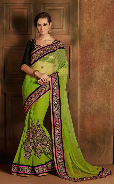 Latest Collection of Indian Lehenga Designs for wedding and Parties 2014- 2015 (25)