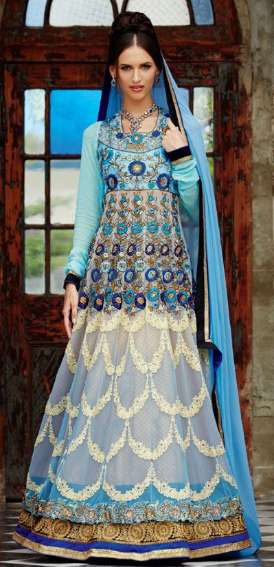 Latest Collection of Indian Lehenga Designs for wedding and Parties 2014- 2015 (26)