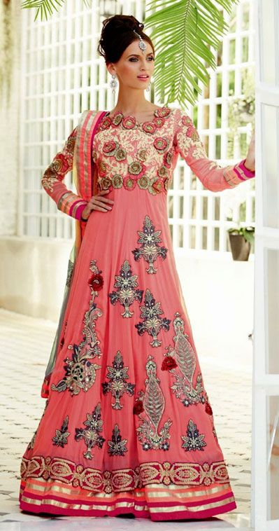 Latest Collection of Indian Lehenga Designs for wedding and Parties 2014- 2015 (27)