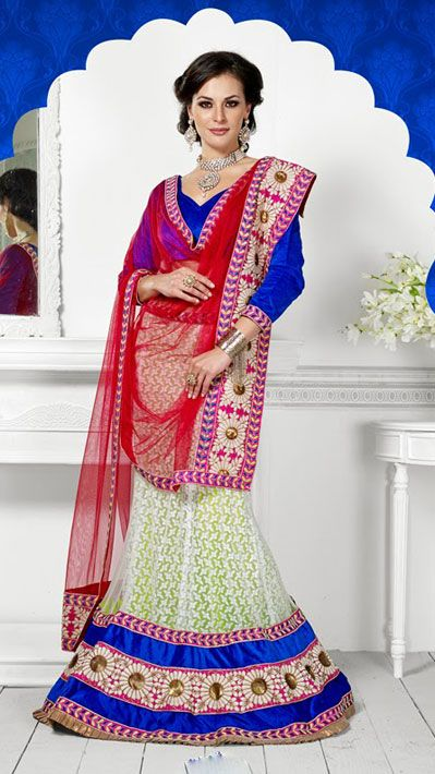 Latest Collection of Indian Lehenga Designs for wedding and Parties 2014- 2015 (3)