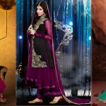 Latest Indian Jacket Style Dresses & Gowns Anarkali Suits 2017-2018