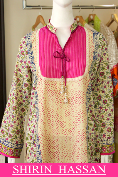 Latest Indian & Pakistani Best Neck-line (Gala) designs for Girls 2014-2015 (3)