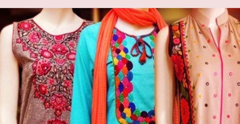Latest Indian & Pakistani Best Neck-line (Gala) designs for Girls 2014-2015 (4)