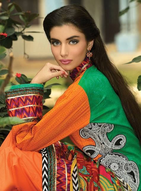 Latest Winter Fashion Long Shirts Dress Designs Collection for Women 2014-2015 (12)