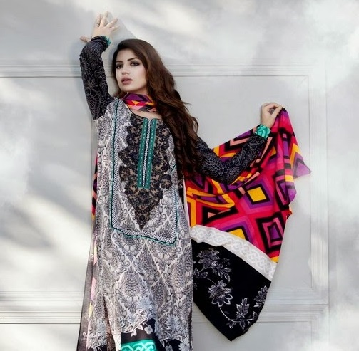 Latest Winter Fashion Long Shirts Dress Designs Collection for Women 2014-2015 (27)