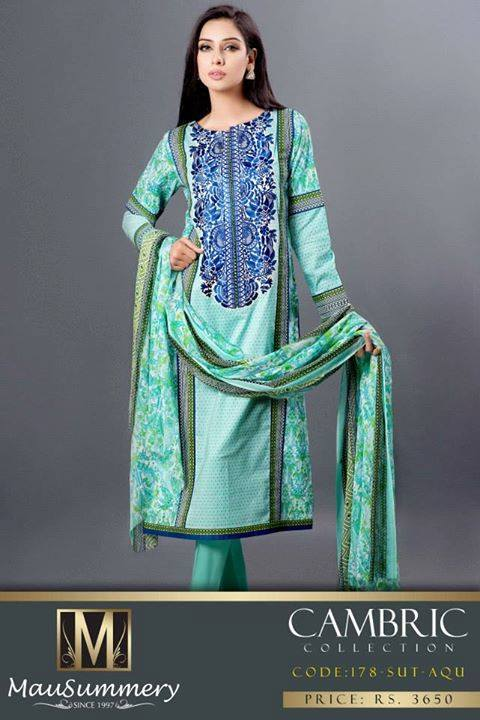 Mausummery Fall winter Dresses Collection 2014-15 with Prices for women (11)