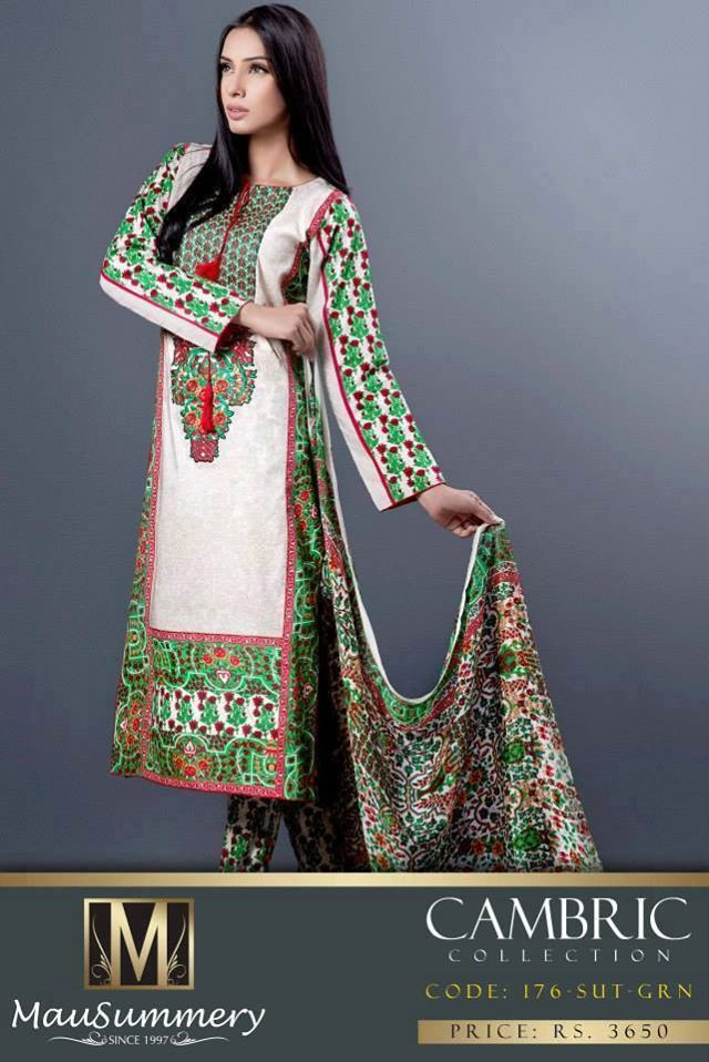 Mausummery Fall winter Dresses Collection 2014-15 with Prices for women (12)