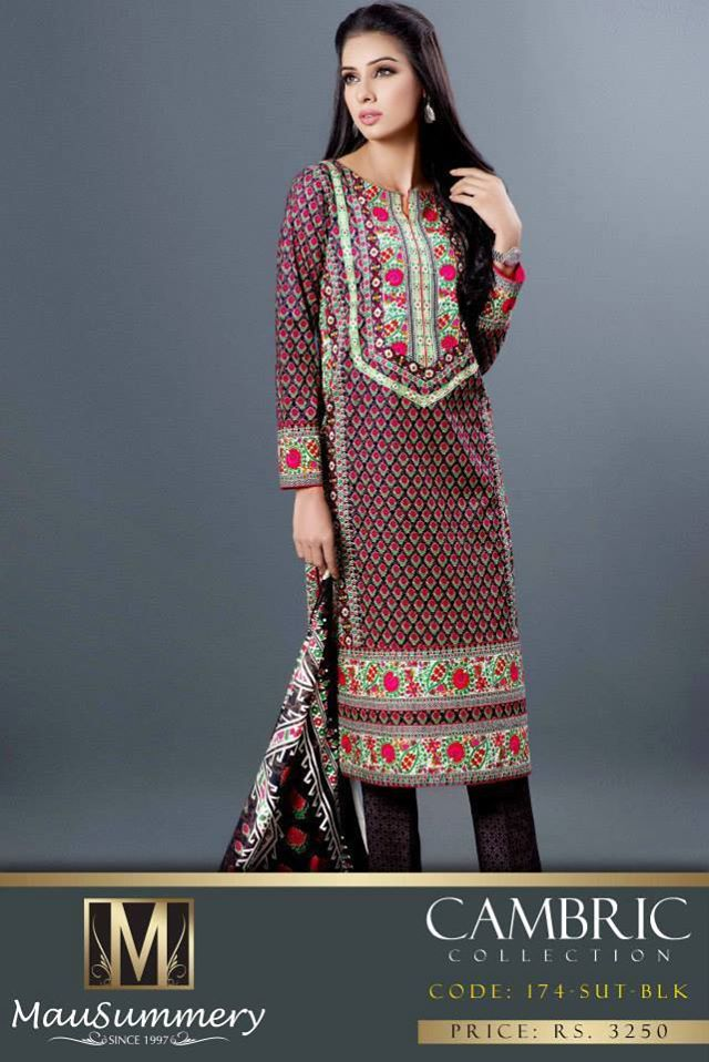 Mausummery Fall winter Dresses Collection 2014-15 with Prices for women (13)
