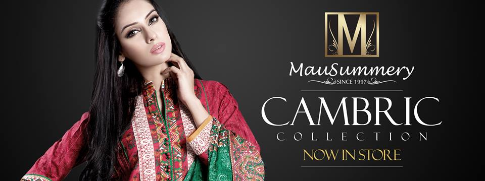 Mausummery Fall winter Dresses Collection 2014-15 with Prices for women (2)