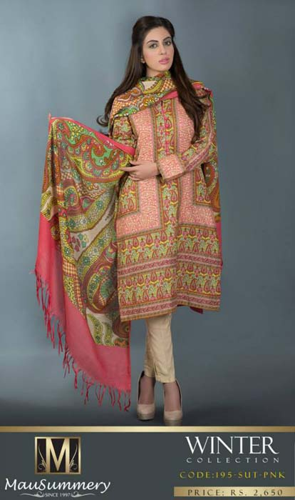 Mausummery Fall winter Dresses Collection 2014-15 with Prices for women (20)
