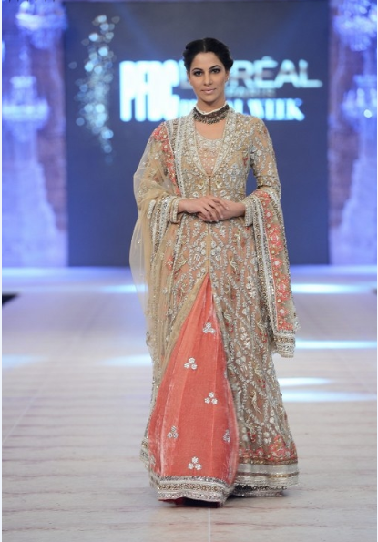 Misha Lakhani Latest Wedding Collections at  PFDC L'Oréal Paris Bridal Fashion Week-2014-2015 (5)