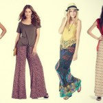 Latest Fashion of Short Shirts with Palazzo Pants in Asia