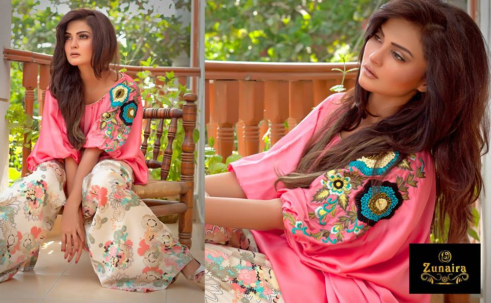 New Trends of Women Fashion Kurtis with Palazzo Pants in Asian Countries for Girls 2014-2015 (2)