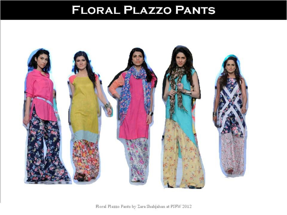 New Trends of Women Fashion Kurtis with Palazzo Pants in Asian Countries for Girls 2014-2015 (28)