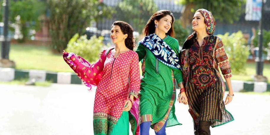 Nishat Linen Latest Winter Dresses Collection for Women 2014-2015 (19)