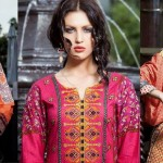 Rabea by Shariq Textile Trendy Linen Kurti Tunics Collection for Girls
