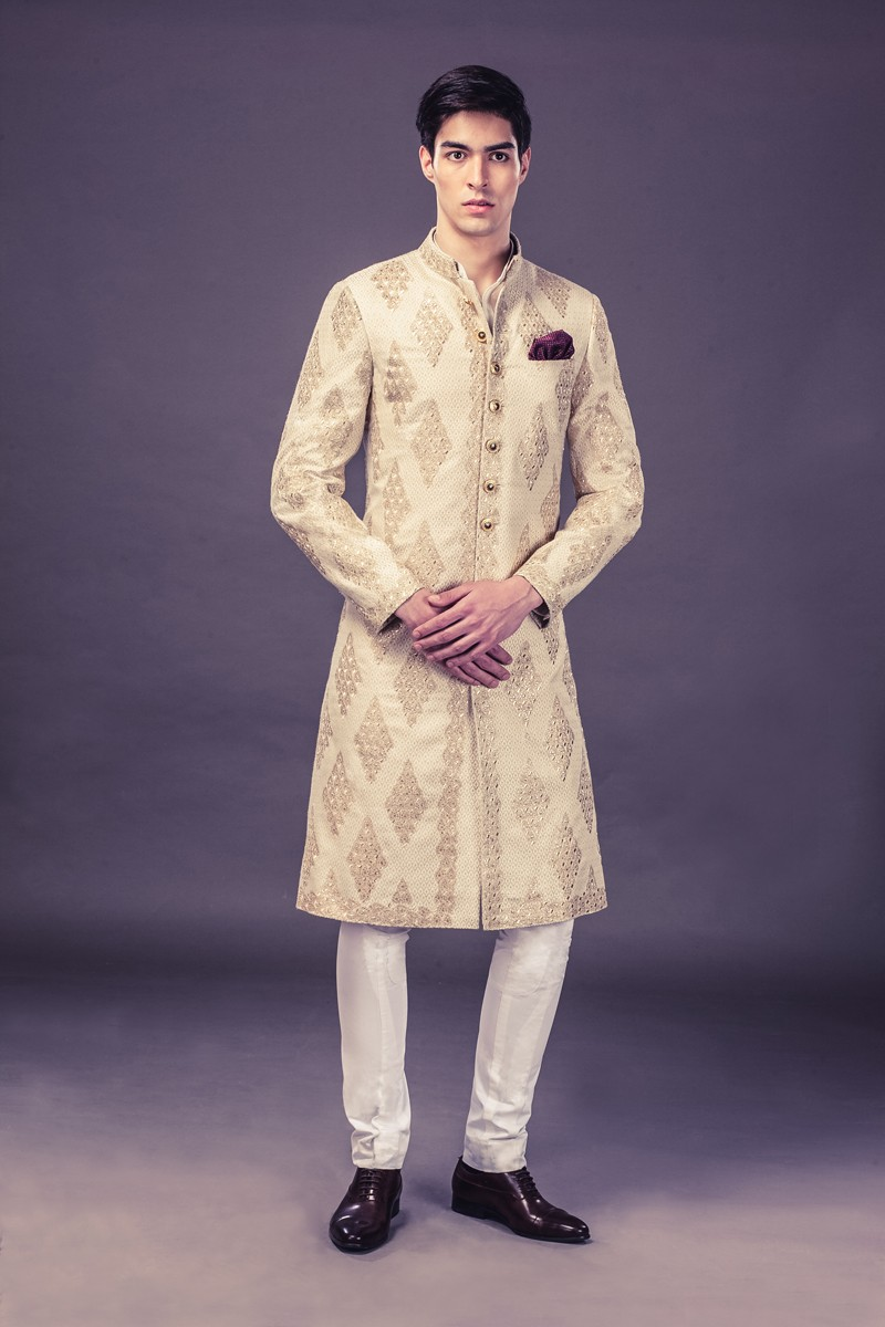 Top Indian Sherwani Designers Best Collection 2018-19 for Weddings ...