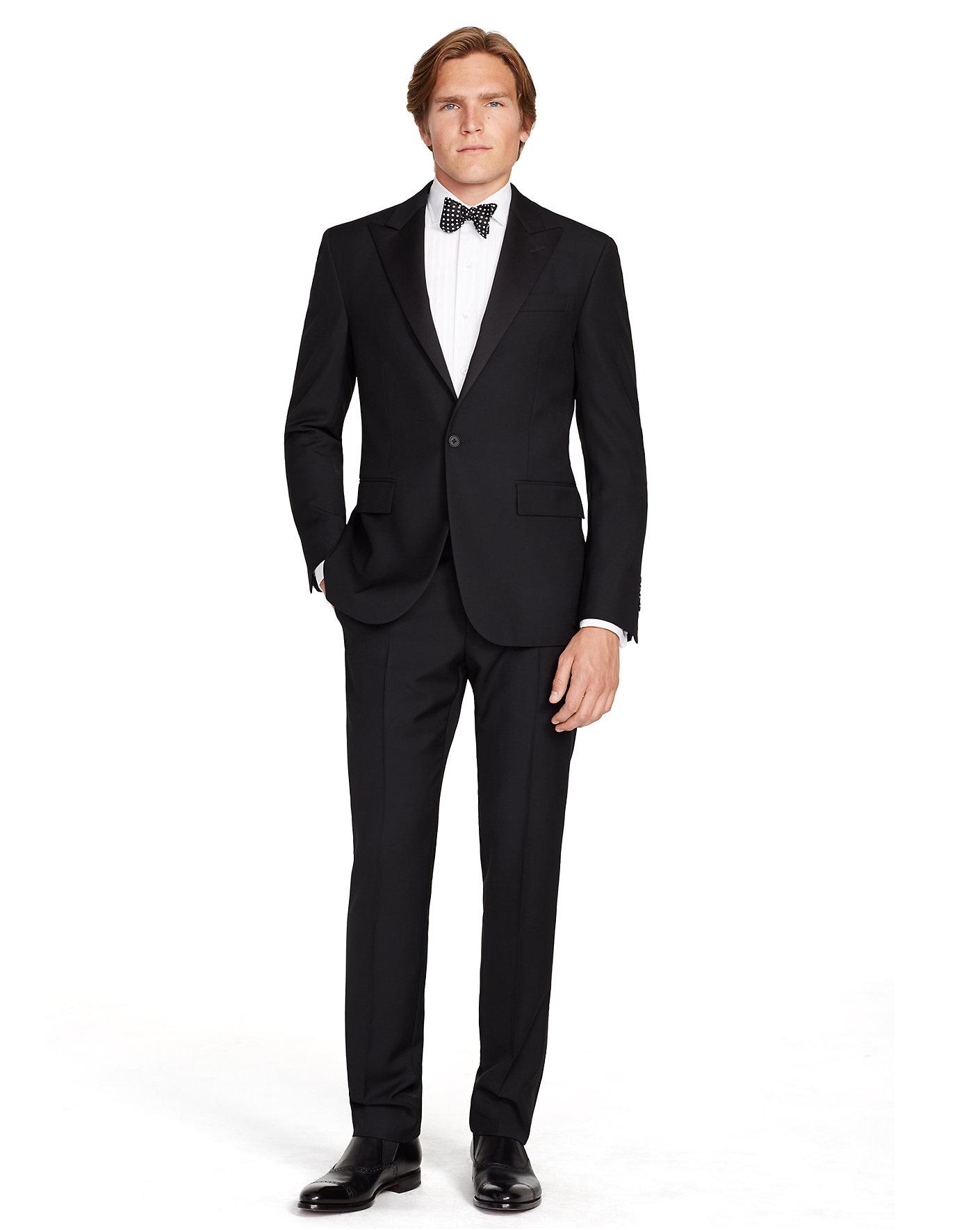 Ralph Lauren Latest Mens Fashion Suits Party Wear Formal Dresses Collection 2014-2015 (7)