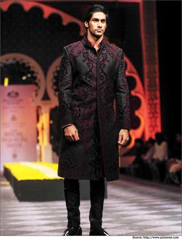 Top Designers Best Interior Design Projects: Top Indian Sherwani Designers Best Collection 2018-19 For