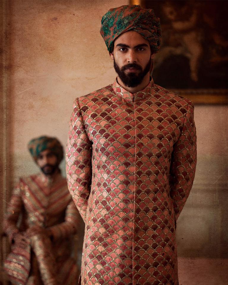 Top Indian Sherwani Designers Best Collection 2019 for