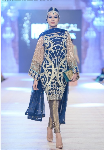 Saira Shakeera Latest Wedding Collections at  PFDC L'Oréal Paris Bridal Fashion Week-2014-2015 (2)
