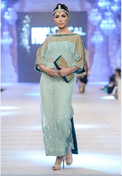 Saira Shakeera Latest Wedding Collections at  PFDC L'Oréal Paris Bridal Fashion Week-2014-2015 (3)