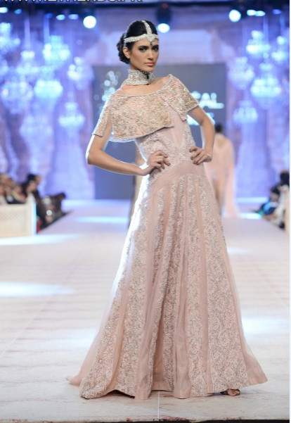 Saira Shakeera Latest Wedding Collections at  PFDC L'Oréal Paris Bridal Fashion Week-2014-2015 (5)