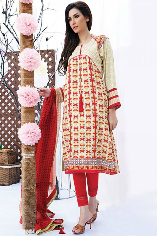 Satrani Bonanza Camric Lawn Winter Collection dresses 2014-2015 (10)